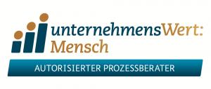 unternehmensWert:Mensch (uWM) - Logo