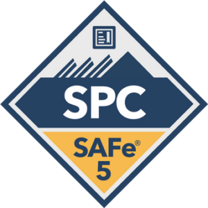 tabto Dirk Bamberger | SAFe 5 SPC Badge