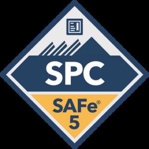 tabto Dirk Bamberger | SAFe 5 SPC Badge
