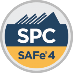 tabto Dirk Bamberger | SAFe SPC Badge